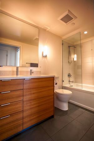 Semihandmade Rift Teak IKEA Bathroom