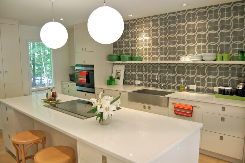 Semihandmade DIY Slab IKEA Kitchen
