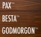 Pax, Besta, Godmorgon