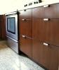 Semihandmade Rift Walnut IKEA Cabinets