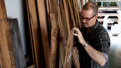 Founder John McDonald Semihandmade IKEA Doors