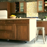 Semihandmade Walnut Shaker IKEA Kitchen