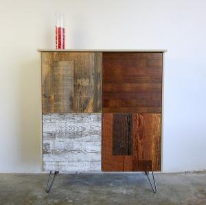 Semihandmade Reclaimed Redo Cabinet